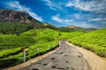Top 5 Getaways in South India